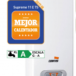Calentador Supreme 11E TS n